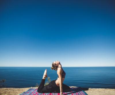Yoga en Playa Chapadmalal