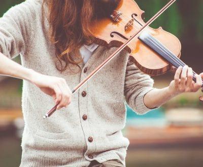 Talleres de violín para chicos en Chapadmalal